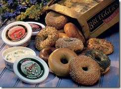 FOOD - Bagels and Cream Cheese..croped 448